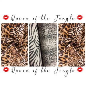Queen of the Jungle Picture for a blog post on The LOVELEELERA Blog