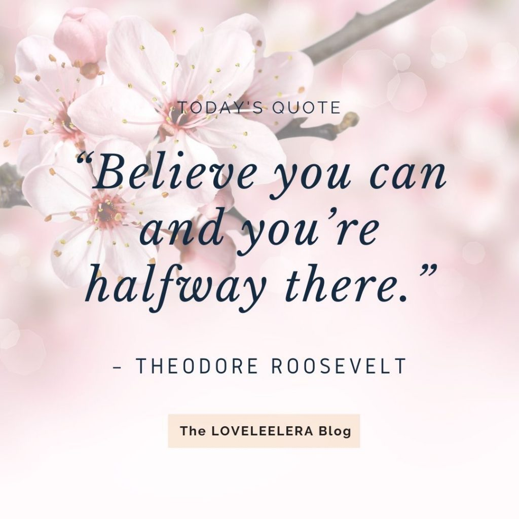 The LOVELEELERA Blog Quotes Instagram Post