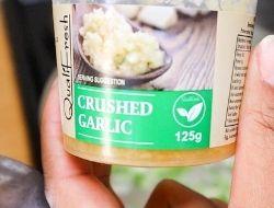 5 Crushed Garlic The LOVELEELERA Blog