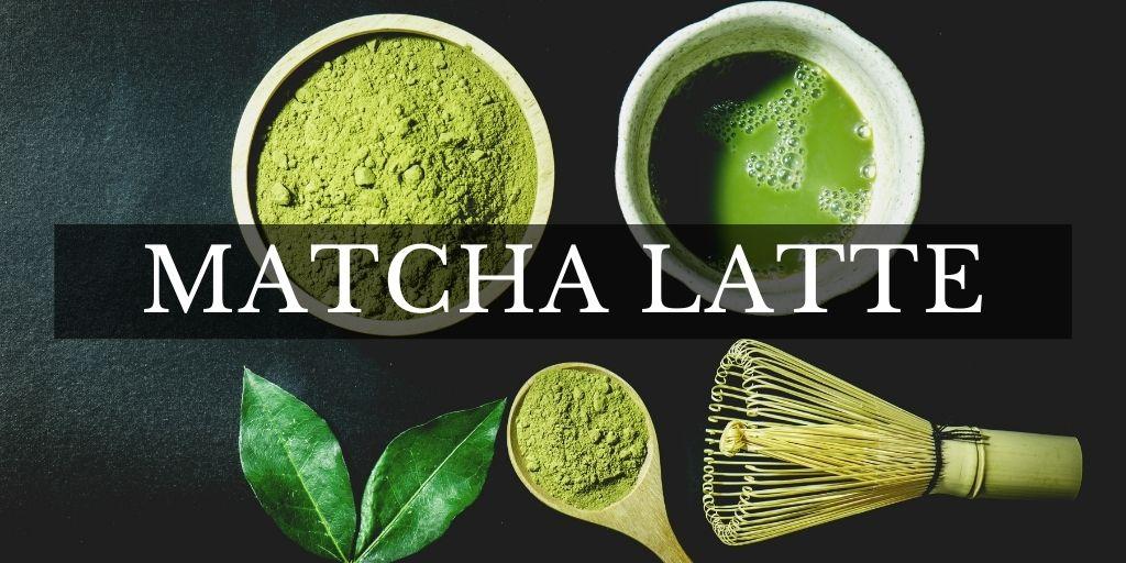 Matcha Latte Blog Post by The LOVELEELERA Blog